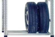 Nivel estantería neumáticos