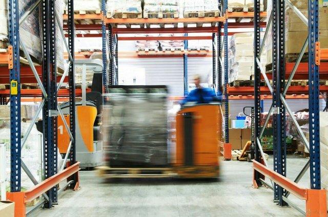 normativa sobre almacenaje industrial
