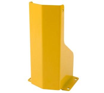 Protección puntal de estanterías metálicas