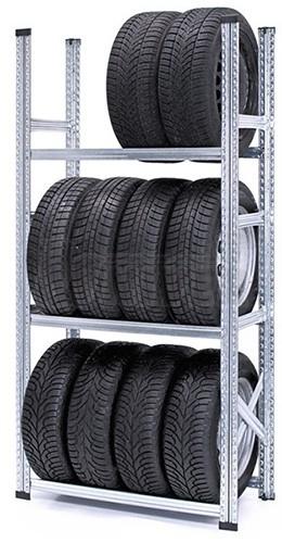 Estantería neumáticos