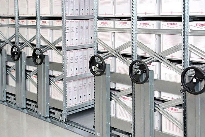estanterias archivos tenerife