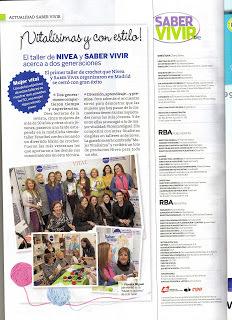 Revista Saber Vivir Abril 2012
