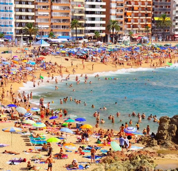 Ллорет де Мар - интересные факты, отдых, пляжи, отели, как ...