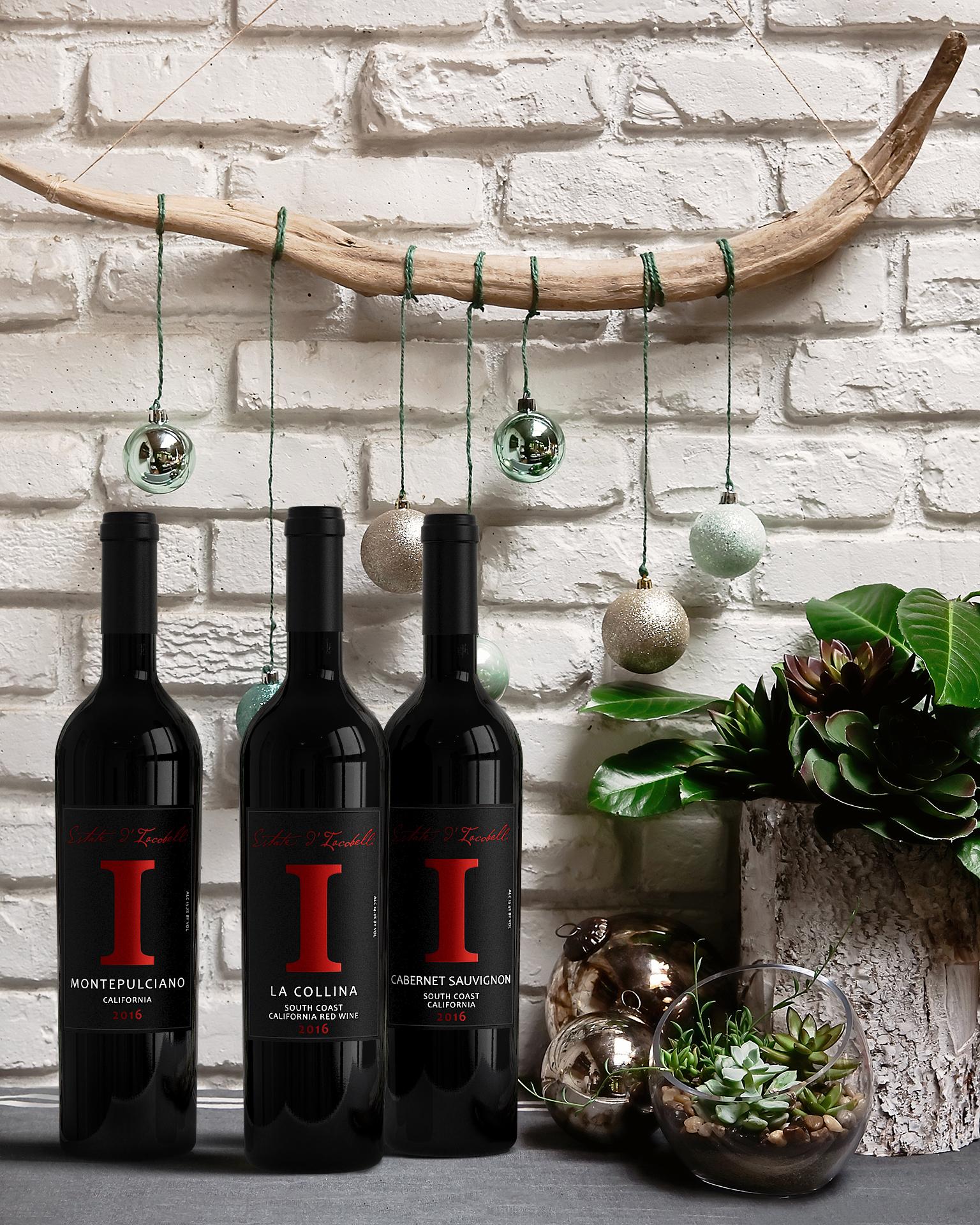 Happy Holidays Estate Diacobelli