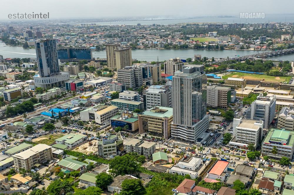 Development: Greystone Tower, Idowu Taylor Street, Victoria Island - Lagos. Developed by Platform Petroleum. April 2019