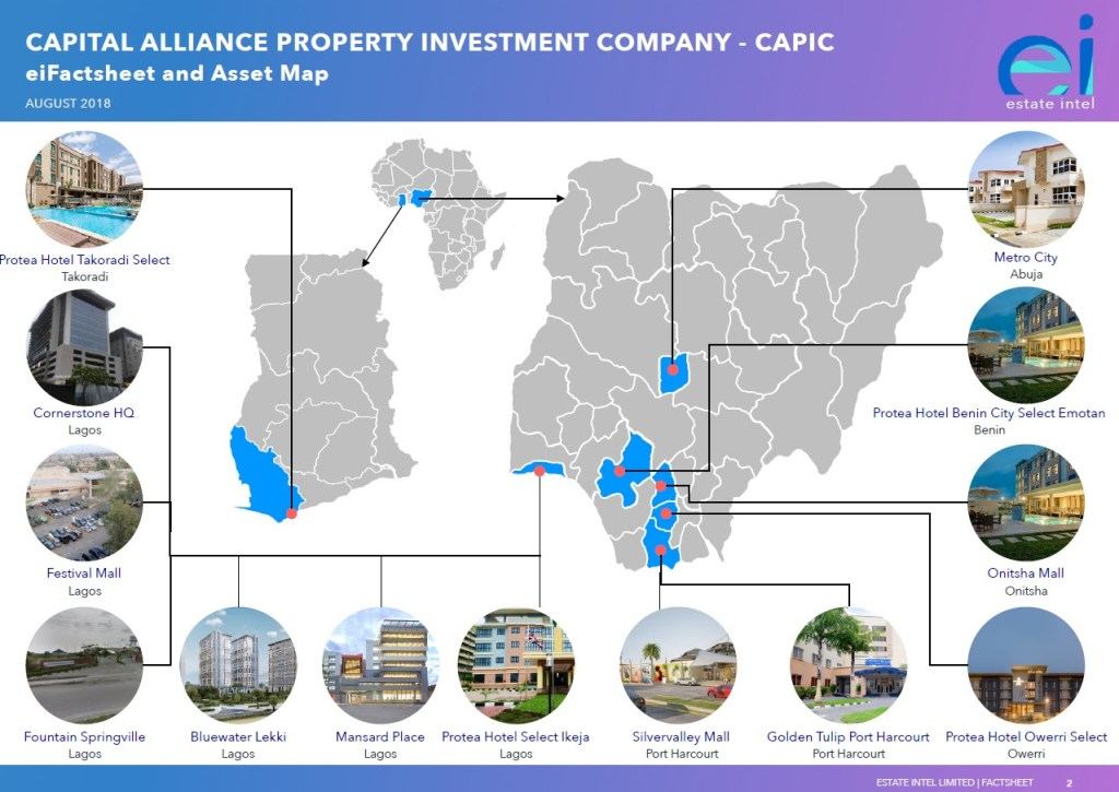 ei Fund Factsheet: Capital Alliance Property Investment Company (CAPIC)