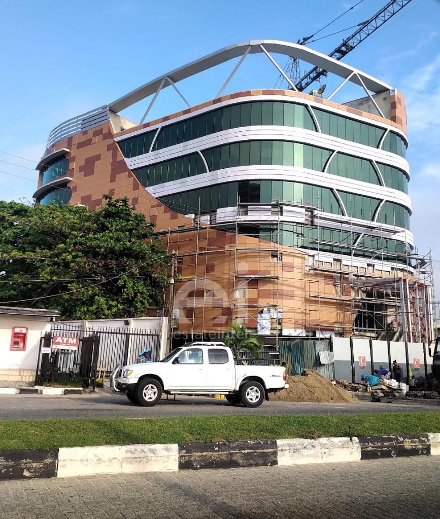 October 2019. Development: White Orchid House, Adetokunbo Ademola Street, Victoria Island – Lagos
