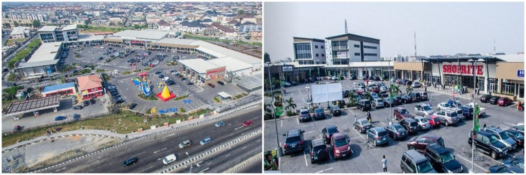 Circle Mall, Lagos - Floor Plan