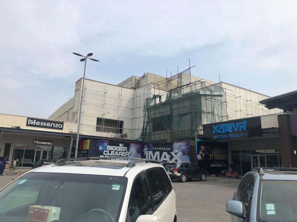 Development - Filmhouse Cinemas, Circle Mall, Osapa London, Lekki - Lagos