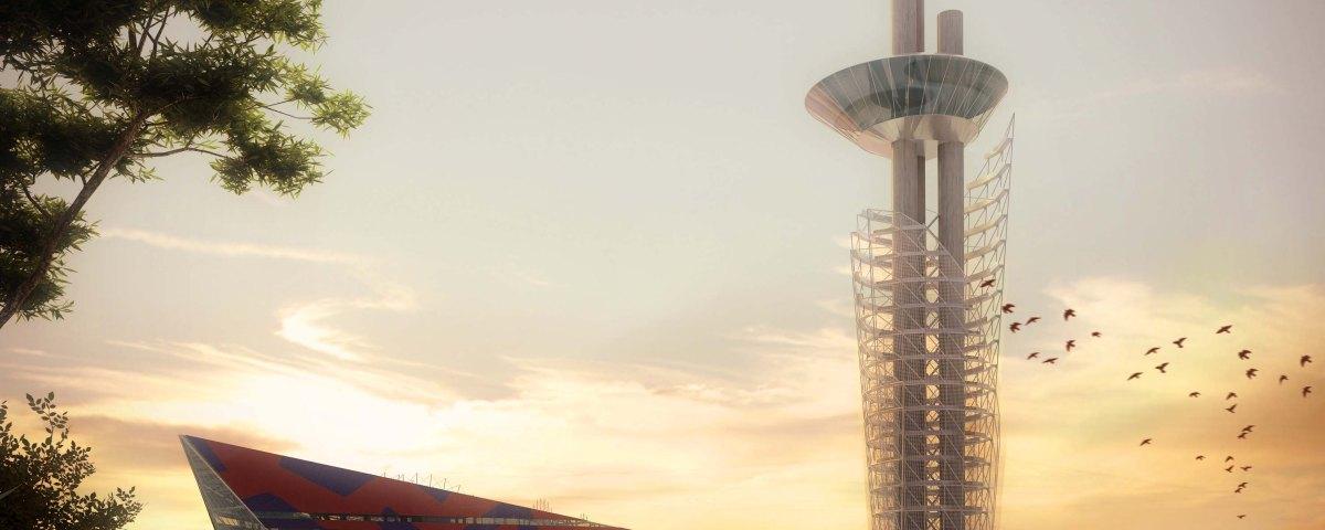 real estate nigeria lagos abuja property news update research millennium tower cultural center abuja nigeria skyscraper