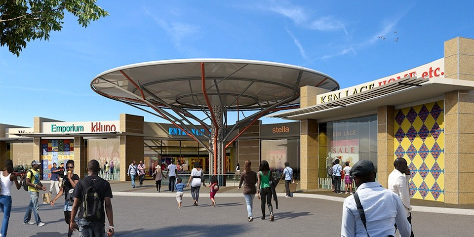 Jabi Lake Mall, Abuja. Image Source: jabilakemall.com