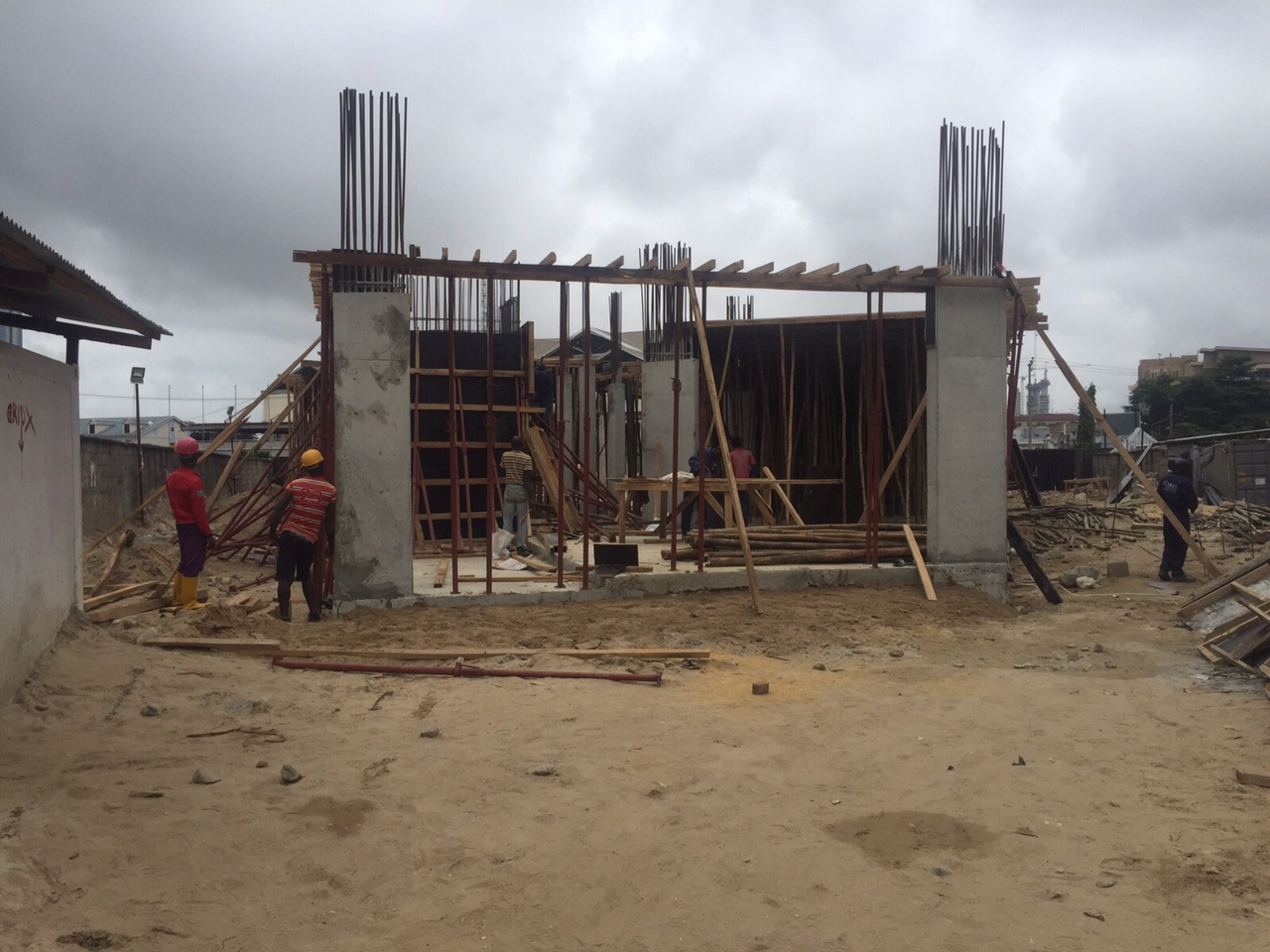 August 2015. Updated - Development: The Art Hotel, Oniru - Lagos