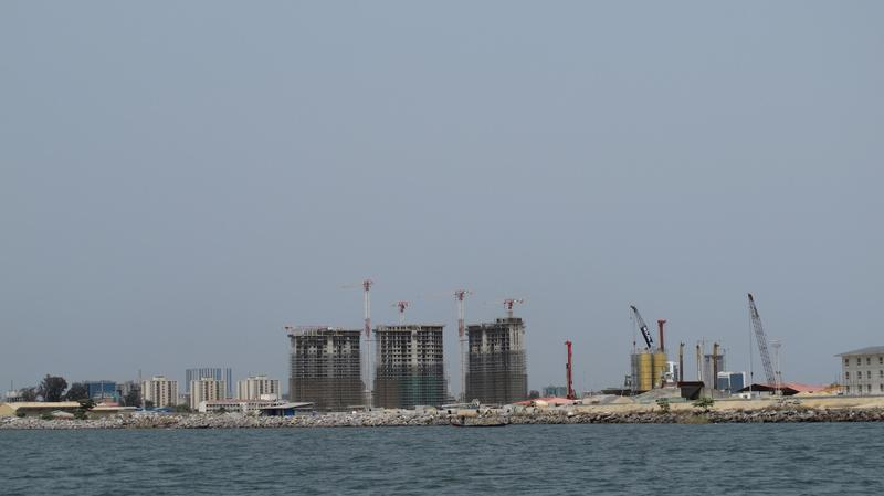 Retrieved February 2016. Eko Energy Estate, Eko Atlantic City, Lagos - Nigeria. Image Source: skyscrapercity