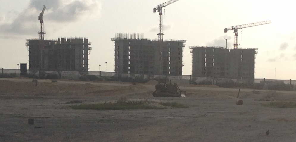 October 2015. Eko Energy Estate, Eko Atlantic City, Lagos - Nigeria.