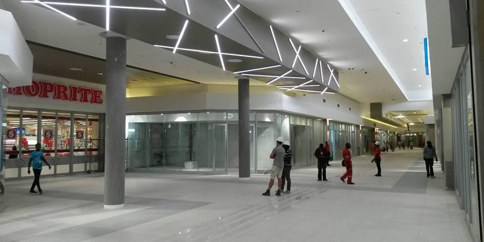 Delta Mall, Nigeria . Q2 2015.