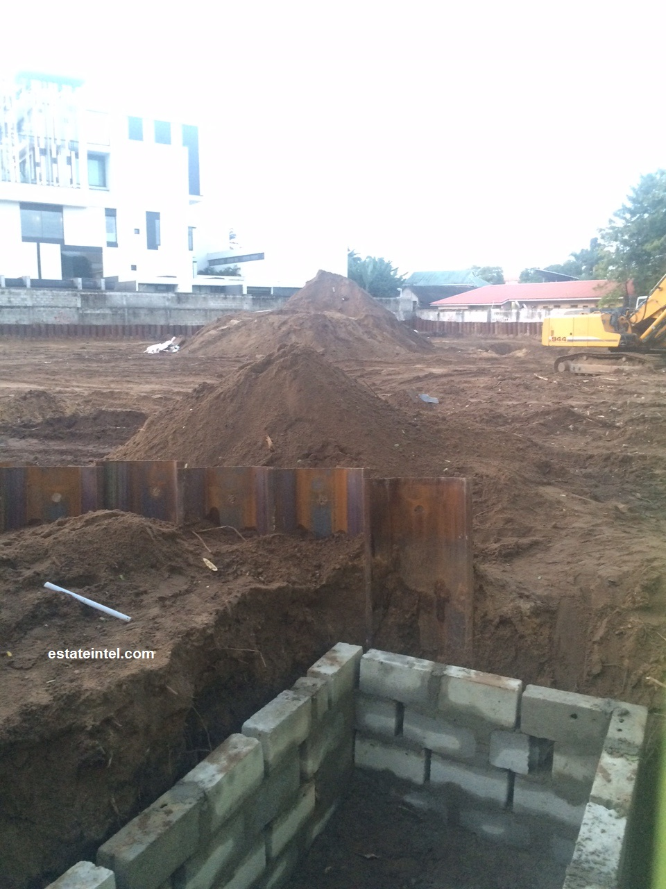 August 2015. Updated: Development: No. 4 Bourdillon, Ikoyi - Lagos