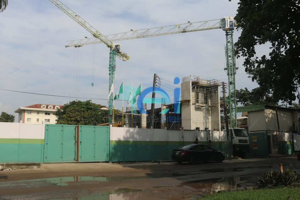 October 2016. Updated: Development: No. 4 Bourdillon, Ikoyi - Lagos