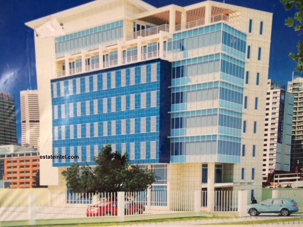 Development: Mixed-Use Polysonic Building, Lekki Phase 1 - Lagos