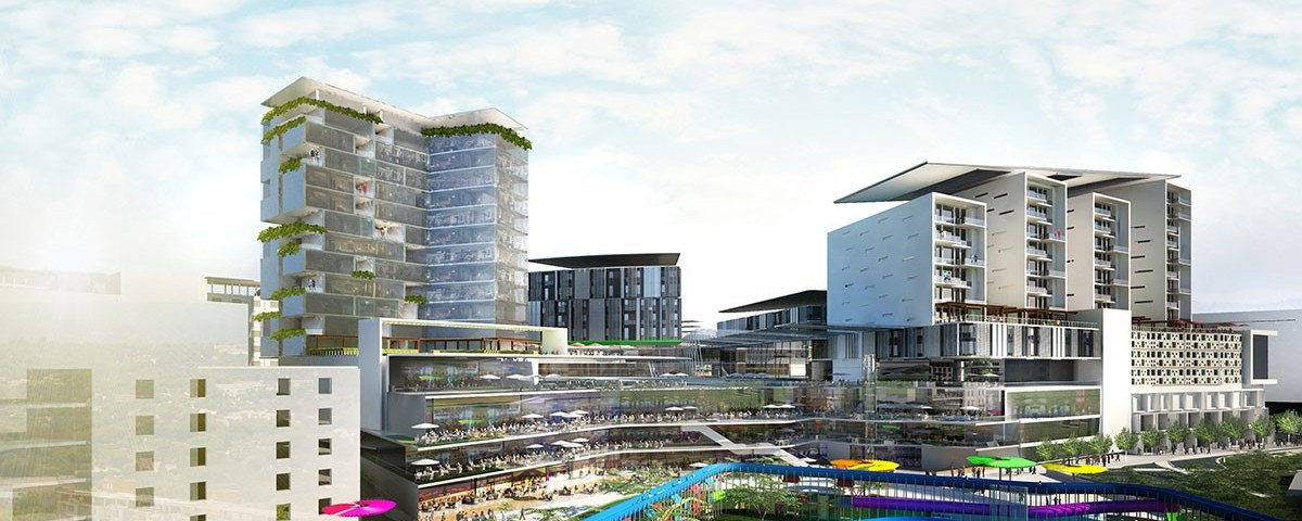 Two Rivers Mall, Nairobi - Kenya. Image Source: Boogertman + Partners