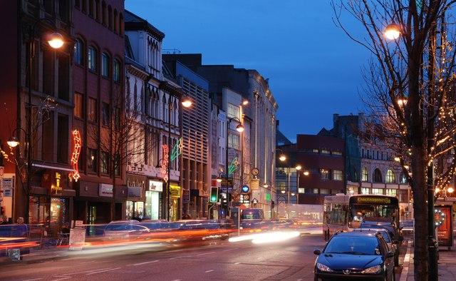 Which UK/European high street retailer is the next target? Image Source: dukeslandlord.co.uk