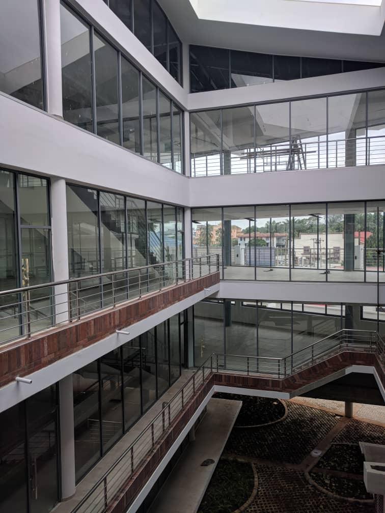 Q2:2018. Development: Credit Direct Limited HQ, Isaac John Street, Ikeja GRA - Lagos. Image Source: Troloppe
