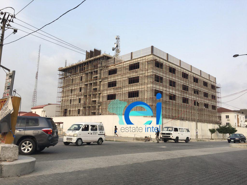 February 2017. 21st Century Technologies Building, Admiralty Way, Lekki Phase 1, Lagos.