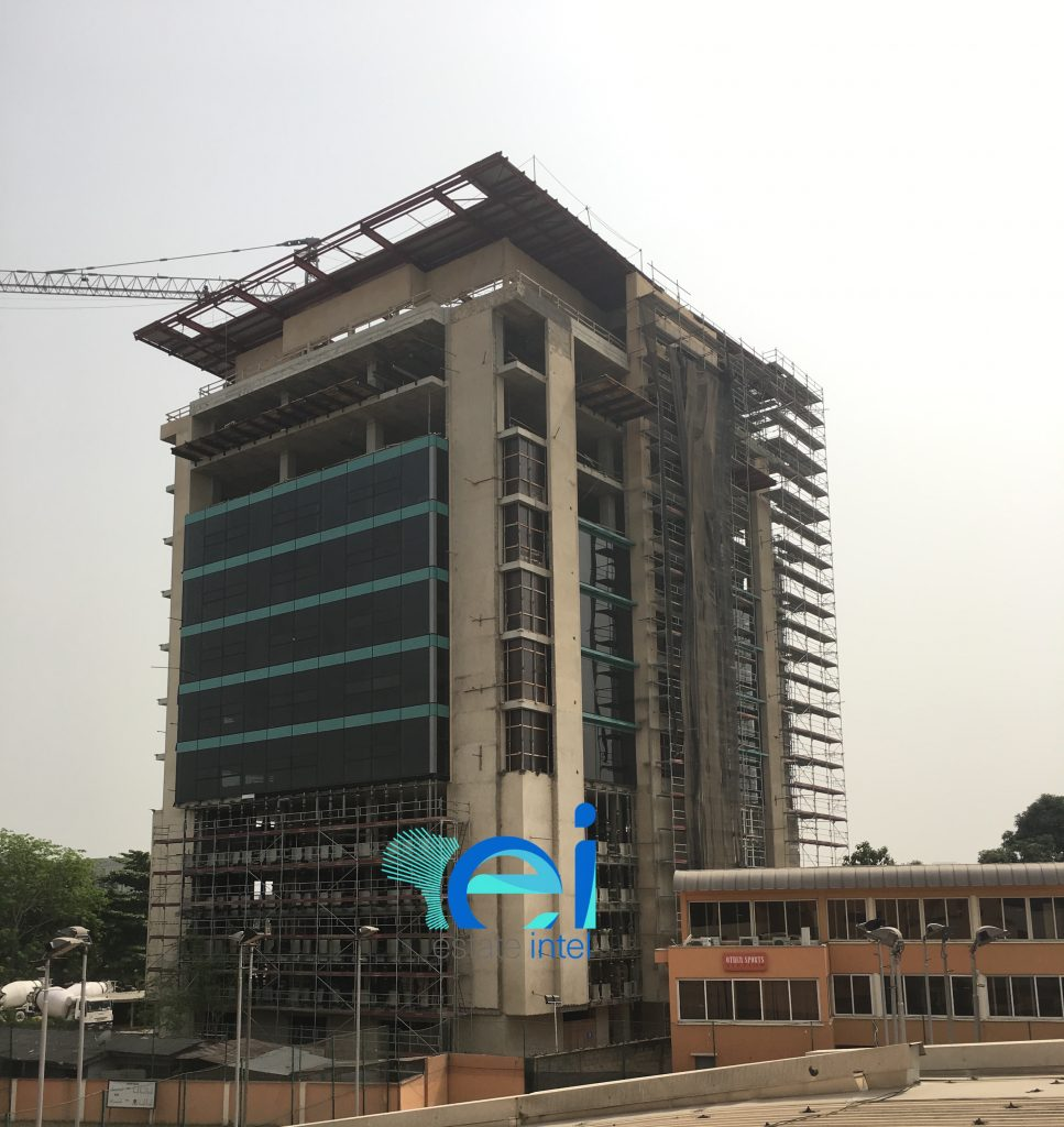 Alliance Place, Alfred Rewane Road, Ikoyi - Lagos. January 2017.Alliance Place, Alfred Rewane Road, Ikoyi - Lagos. January 2017.