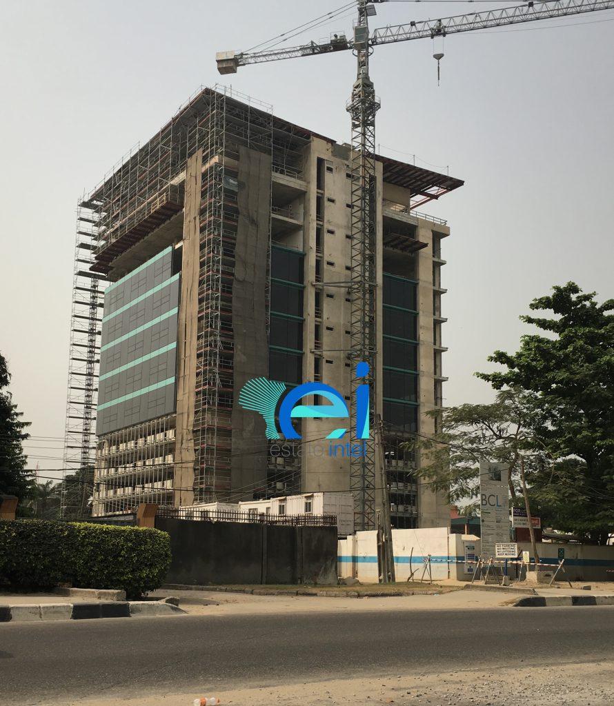 Alliance Place, Alfred Rewane Road, Ikoyi - Lagos. January 2017.