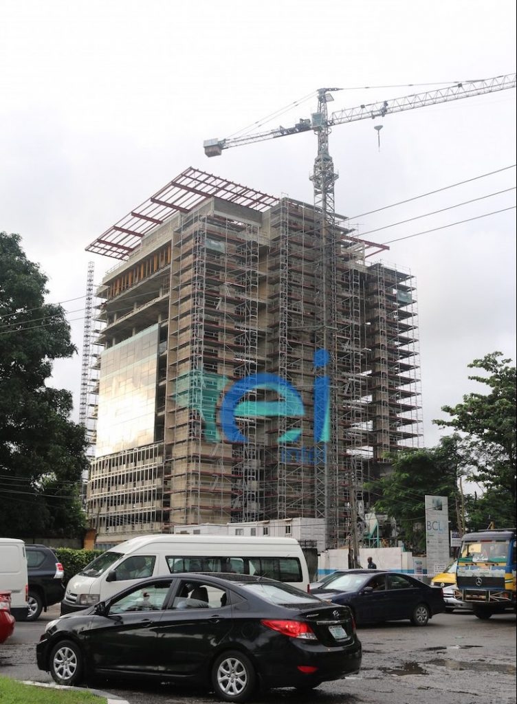 Alliance Place, Alfred Rewane Road, Ikoyi - Lagos. September 2016