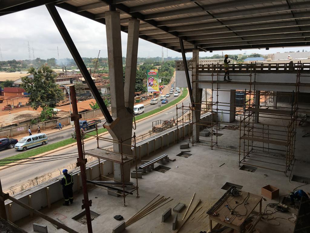 Kumasi City Mall, Kumasi - Ghana. Image Source: Atterbury. August 2016.