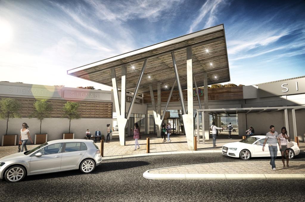 Kumasi City Mall, Kumasi - Ghana. Image Source: Atterbury.