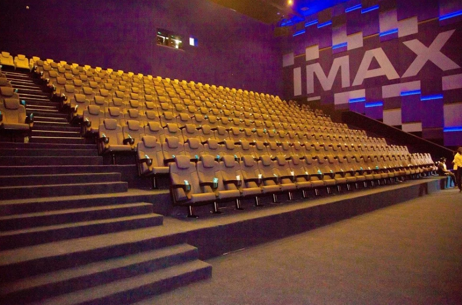Filmhouse IMAX Cinema Lekki, The Rock Drive, Off Bisola Durosinmi-Etti Drive, Lekki Phase I - Lagos. Image Source: Naij.com