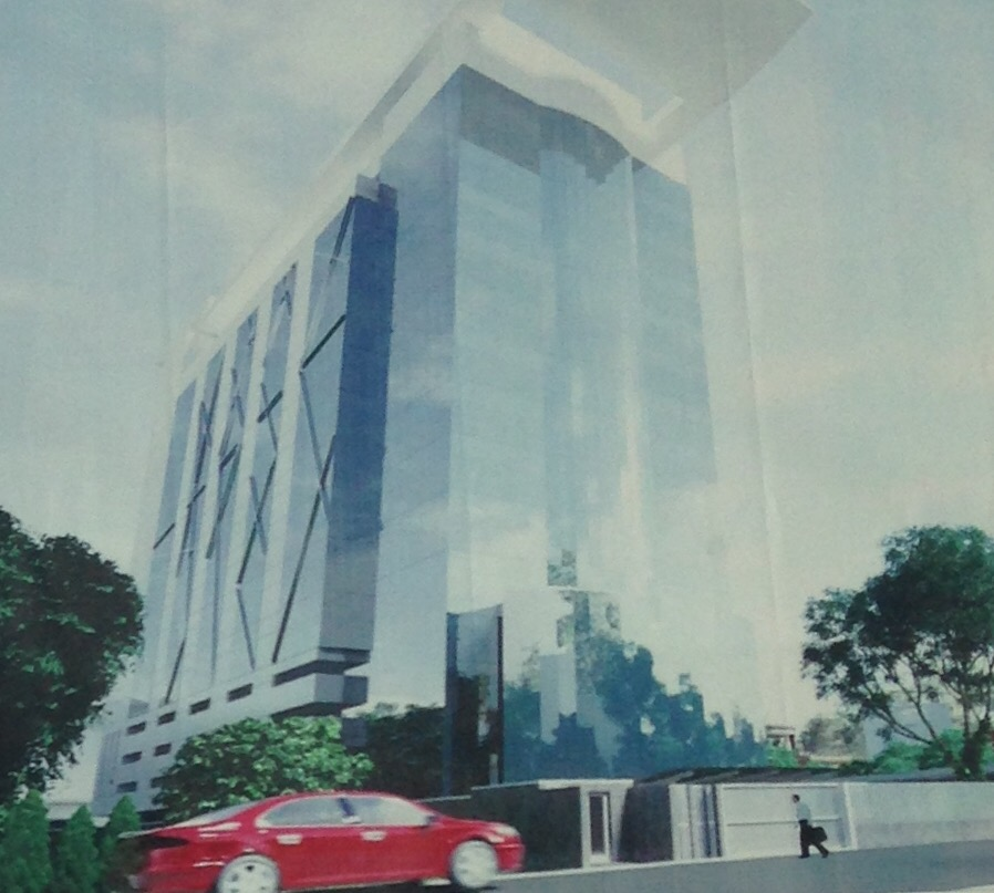Diamond Bank Office Development, Victoria Island Annex (Oniru), Lagos - Nigeria.