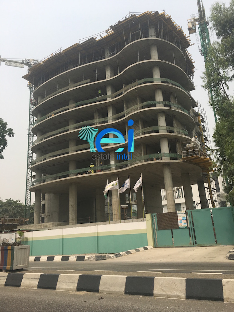 February 2017. Updated: Development: No. 4 Bourdillon, Ikoyi - Lagos