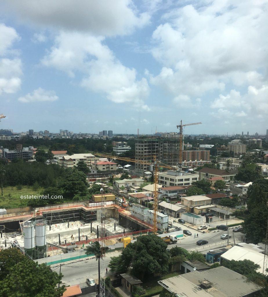 August 2018. Development: NDIC Head Office, Glover Road, Ikoyi - Lagos