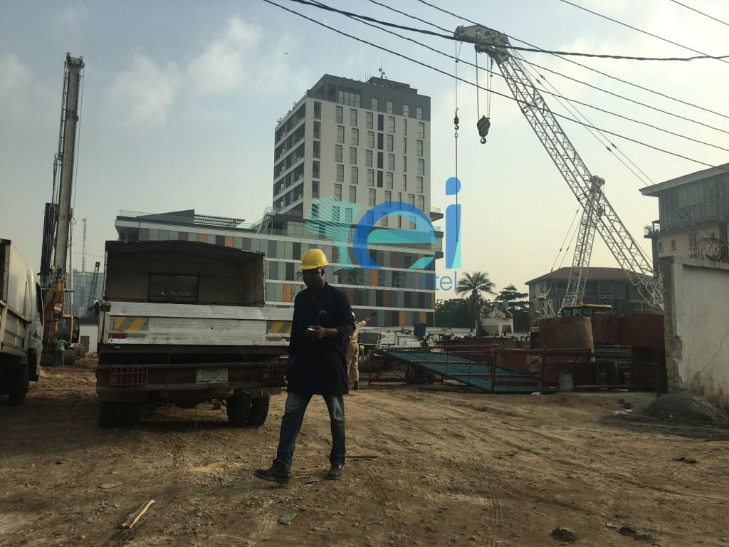 Development: Office Project, Corner of Kingsway Road and Olawole Dawodu, Ikoyi - Lagos