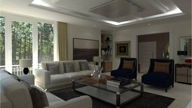 Development: Oakwood Residences, Cooper/Femi Okunnu Road, Ikoyi - Lagos. Image Source - Fine and Country