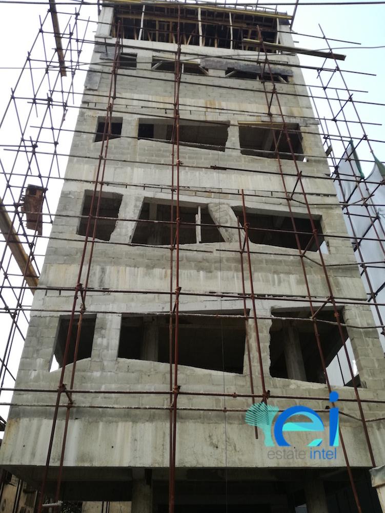 January 2018. Development: Ogun House, Awolowo Road, Ikoyi - Lagos