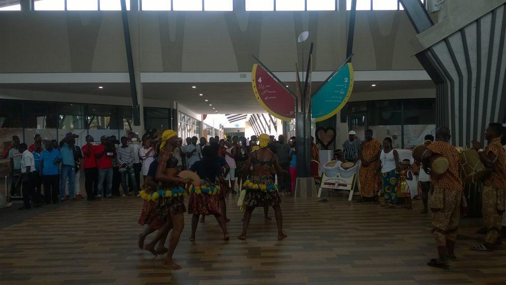 Development: Kumasi City Mall, Kumasi - Ghana. Image Source: citifmonline.com