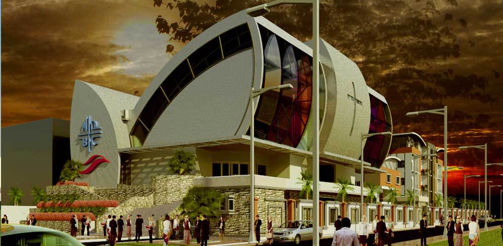 Development: New Dawn Baptist Church, Oniru - Lagos