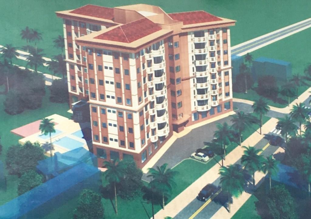 Development: Labana Luxury Apartments, Oba Elegushi Road, Ikoyi, Lagos
