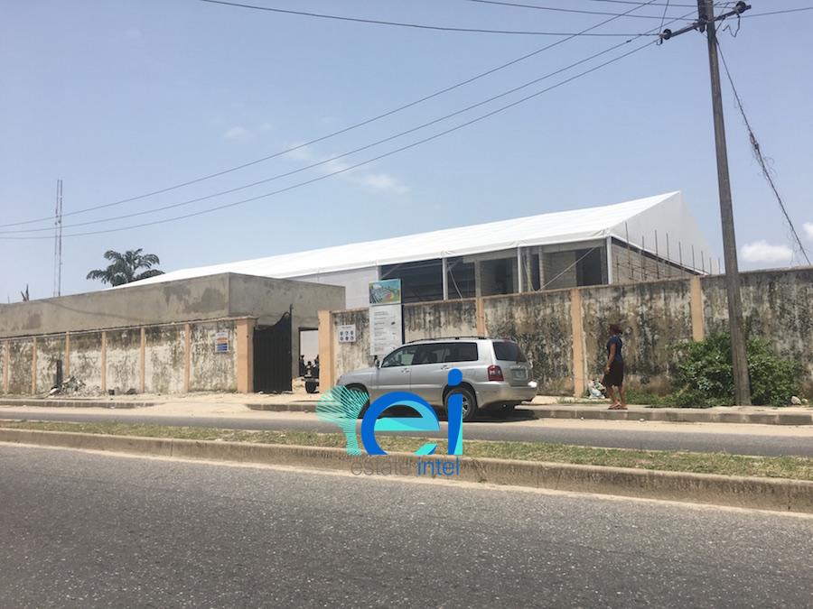 Development: Upbeat Recreation Centre, Admiralty Road, Lekki Phase 1 - Lagos