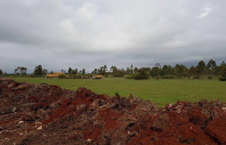 April 2017. Earthworks begin at ALP North, Kenya. Image Source: ALP