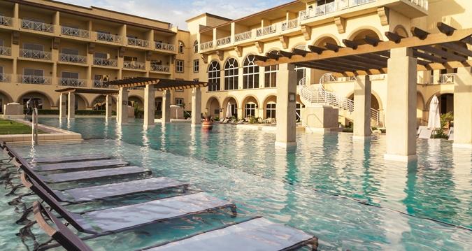 Hilton N'Djamen, Chad. Image Source: Hilton