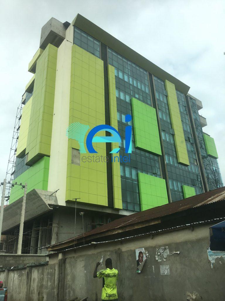 July 2017. April 2016. Development: Secretariat Building for West African College of Surgeons, Harvey Road, Yaba - Lagos