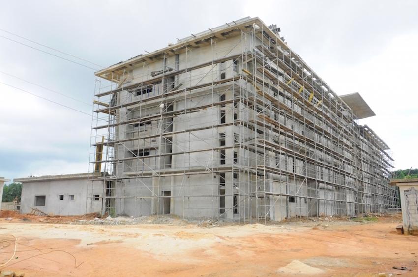 Development: Protea Hotel Select Owerri, Imo - Nigeria. Image Source: O'Spaces Nigeria