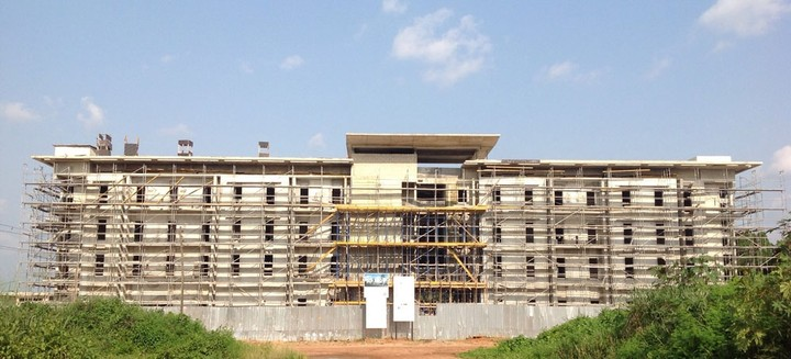 2015. Development: Protea Hotel Select Owerri, Imo - Nigeria. Image Source: SkyscraperCity