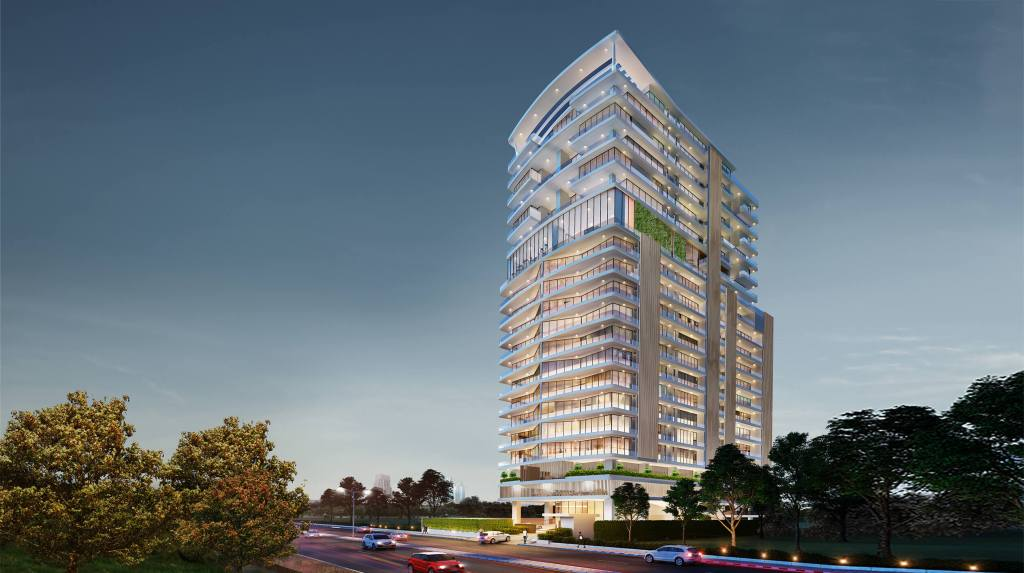 Development: The Belmonte, 40 Bourdillon Road, Ikoyi - Lagos. Image Source; Belmont Nigeria