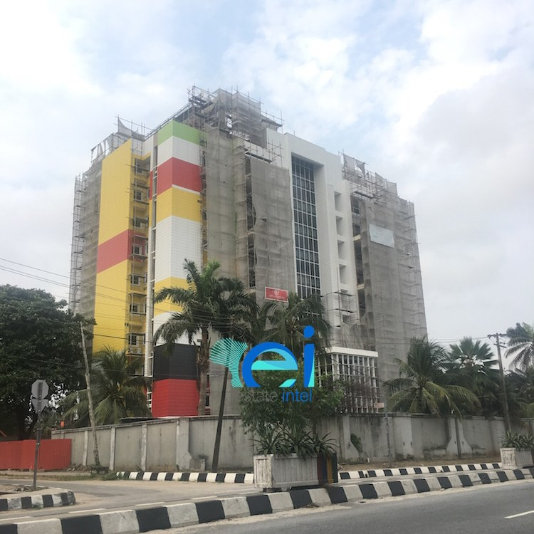 August 2017. Renovation: Euro Court, 34 Bourdillon Road - Ikoyi, Lagos