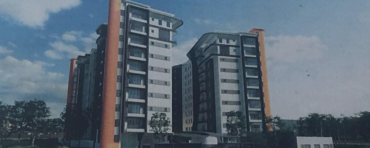 Development: Empire Court, Oba Adeyinka Oyekan Avenue, Ikoyi, Lagos